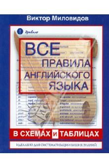 Все правила английского языка в схемах и таблицах - Виктор Миловидов.jpg