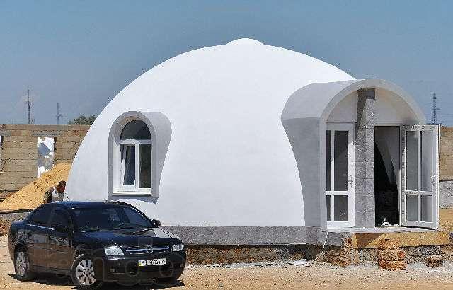 Купольный дом своими руками из пенопласта за 3 дня-5.jpg